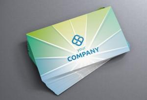 effective business card design